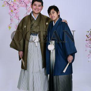小学校卒業袴写真5